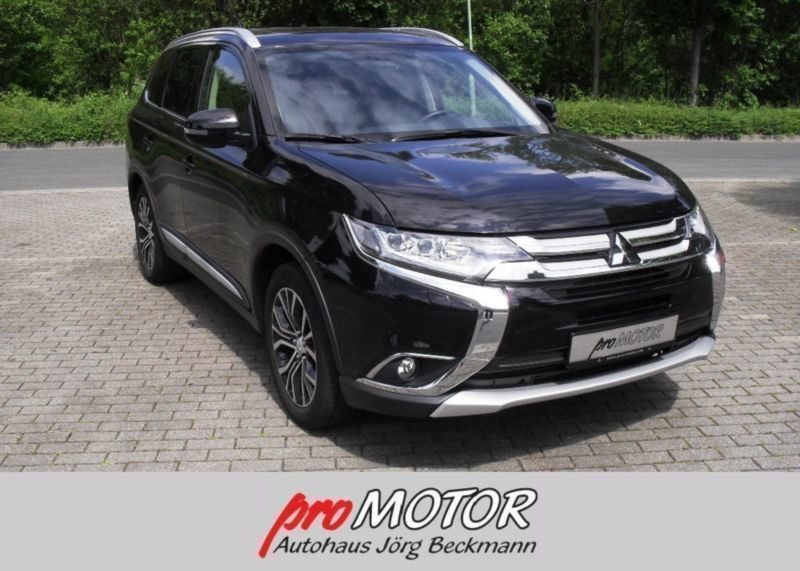 verkauft mitsubishi outlander 2 2 di d gebraucht 2016 km in hagen. Black Bedroom Furniture Sets. Home Design Ideas
