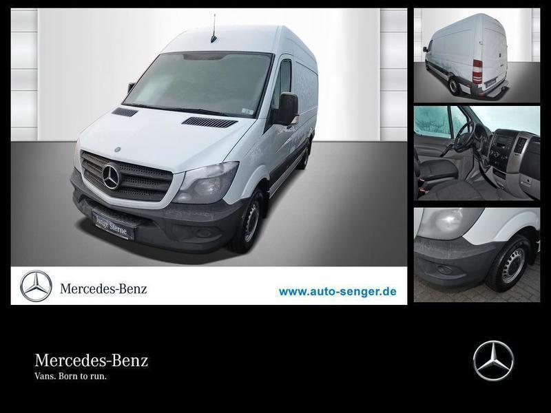 gebraucht Mercedes Sprinter 213 CDI KA AHK+KLIMA+AUDIO10+HOCH
