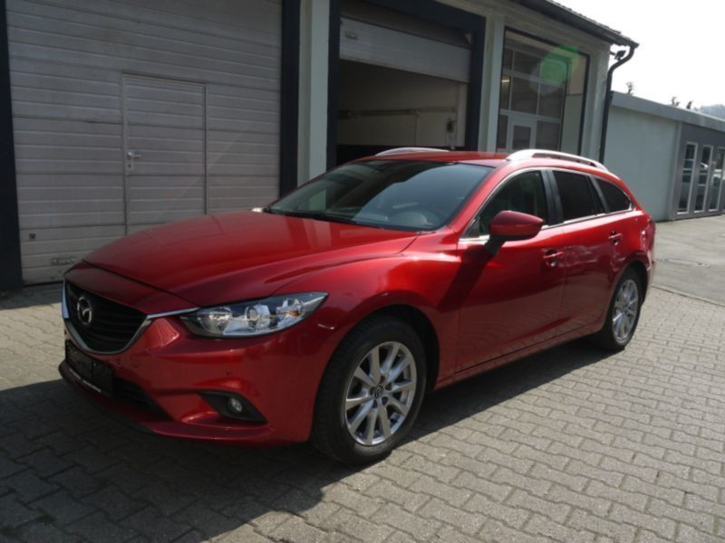 verkauft mazda 6 kombi center line gebraucht 2014 km in wetter. Black Bedroom Furniture Sets. Home Design Ideas