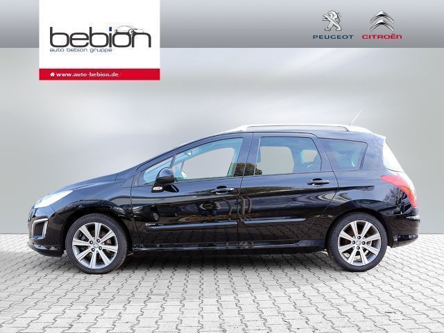 verkauft peugeot 308 sw hdi fap 150 fa gebraucht 2013 km in herrenberg. Black Bedroom Furniture Sets. Home Design Ideas