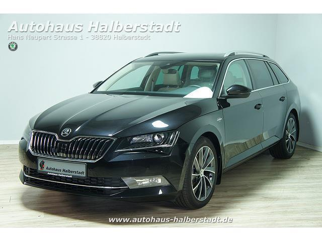 verkauft skoda superb combi 2 0 tdi la gebraucht 2016 km in halberstadt. Black Bedroom Furniture Sets. Home Design Ideas