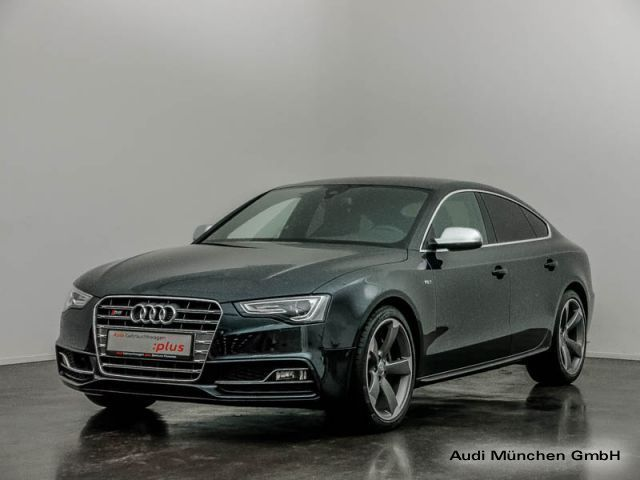 verkauft audi s5 sportback 3 0 tfsi qu gebraucht 2014 km in eching. Black Bedroom Furniture Sets. Home Design Ideas