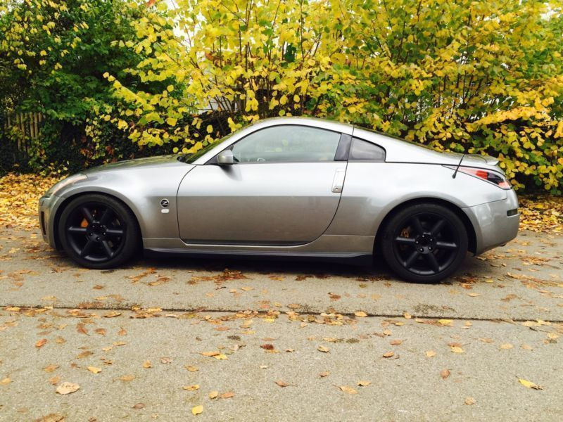 verkauft nissan 350z premium pack navi gebraucht 2004 km in bayern. Black Bedroom Furniture Sets. Home Design Ideas