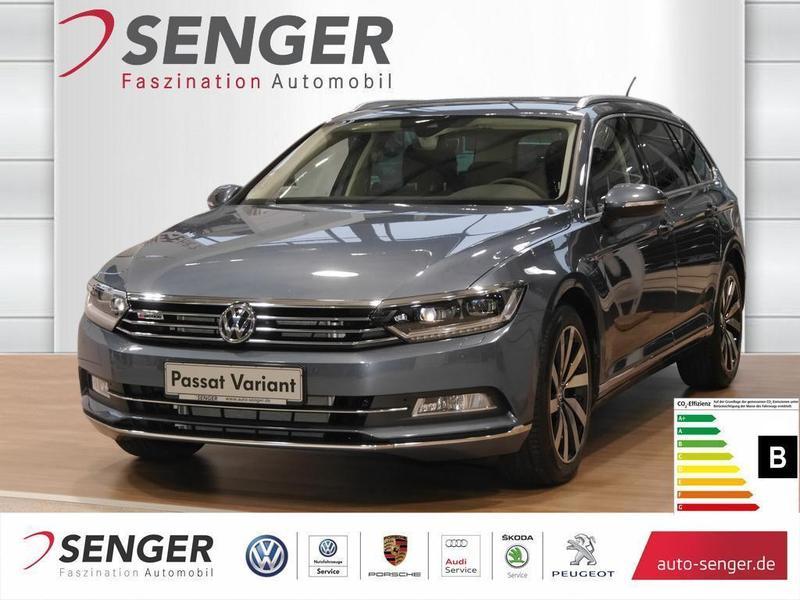 gebraucht VW Passat Variant Highline 4Motion BMT 2.0 TDI