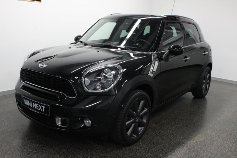 verkauft mini cooper s countryman klim gebraucht 2014 km in frankfurt. Black Bedroom Furniture Sets. Home Design Ideas
