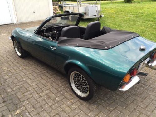 verkauft opel gt al cabrio gebraucht 1969 km in. Black Bedroom Furniture Sets. Home Design Ideas