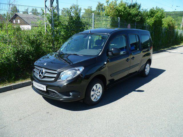 verkauft mercedes citan 111 cdi kombi gebraucht 2015 km in mosbach neckarelz. Black Bedroom Furniture Sets. Home Design Ideas
