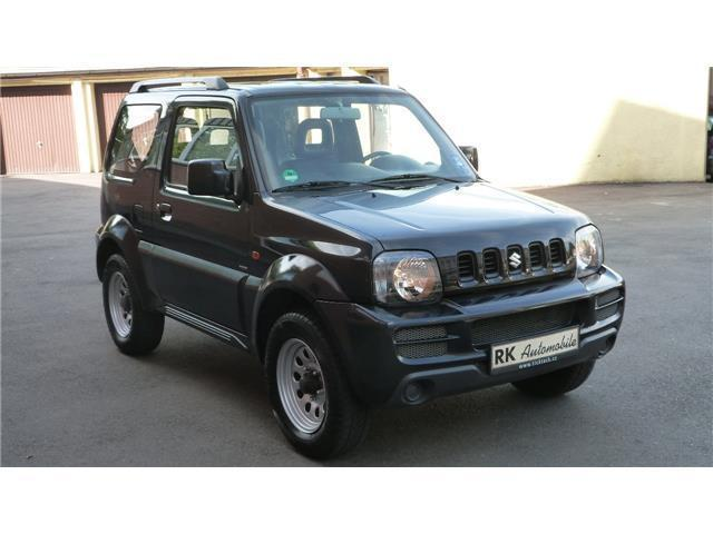 verkauft suzuki jimny allrad gebraucht 2010 km in. Black Bedroom Furniture Sets. Home Design Ideas