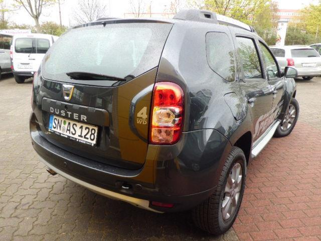 verkauft dacia duster tce 125 4x4 pres gebraucht 2015 km in schwerin. Black Bedroom Furniture Sets. Home Design Ideas