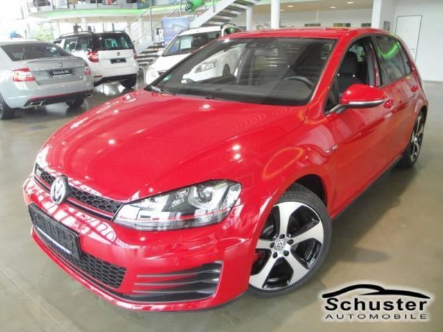 verkauft vw golf vii tsi 2 0 gti bmt d gebraucht 2013. Black Bedroom Furniture Sets. Home Design Ideas