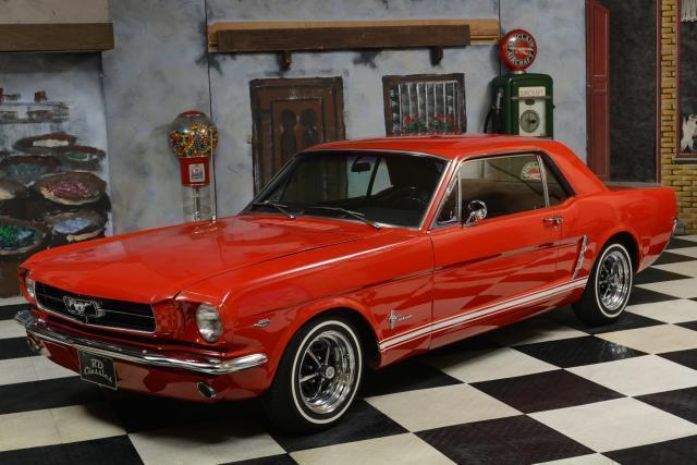 verkauft ford mustang coupe gebraucht 1965 km in. Black Bedroom Furniture Sets. Home Design Ideas