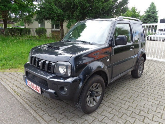 verkauft suzuki jimny style ranger gebraucht 2015 km in burkardroth. Black Bedroom Furniture Sets. Home Design Ideas