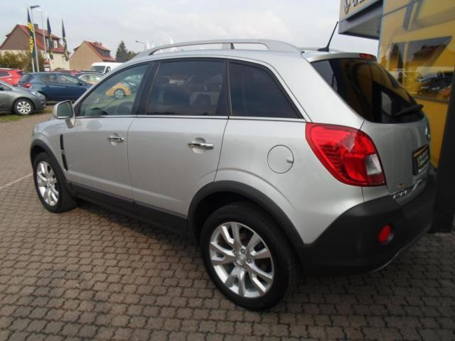 verkauft opel antara 2 2 cdti cosmo 4x4 gebraucht 2012 km in apolda. Black Bedroom Furniture Sets. Home Design Ideas