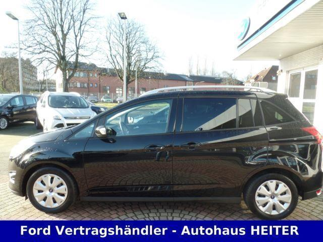 gebraucht 1 6 tdci business 7 sitzer klimaaut ford grand c max 2014 km in osnabr ck. Black Bedroom Furniture Sets. Home Design Ideas