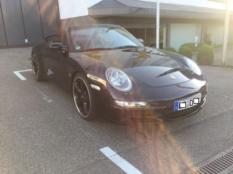 verkauft porsche 997 cabriolet tiptron gebraucht 2007 km in kornwestheim. Black Bedroom Furniture Sets. Home Design Ideas