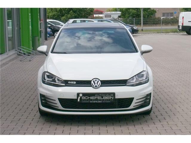 verkauft vw golf gtd bluemotion techno gebraucht 2015 km in hoyerswerda. Black Bedroom Furniture Sets. Home Design Ideas