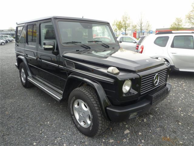 verkauft mercedes g270 g modell statio gebraucht 2004 km in northeim. Black Bedroom Furniture Sets. Home Design Ideas