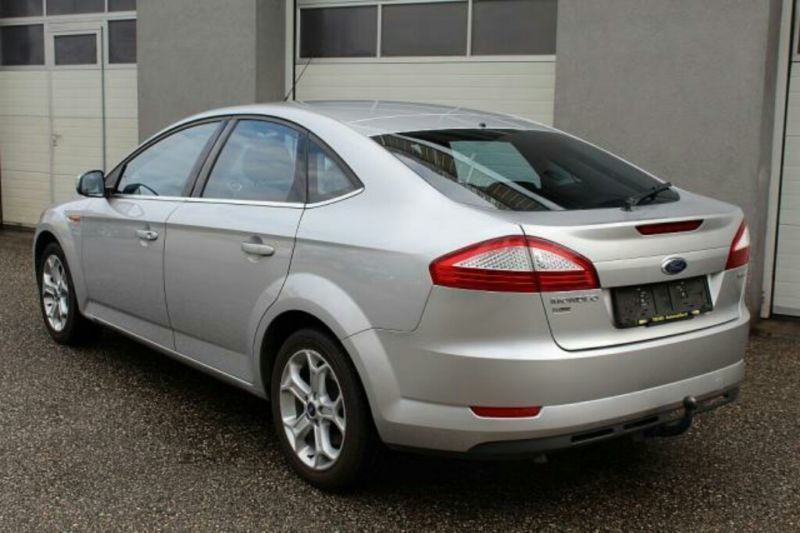 verkauft ford mondeo 2 0 tdci titanium gebraucht 2008 km in borgfeld. Black Bedroom Furniture Sets. Home Design Ideas