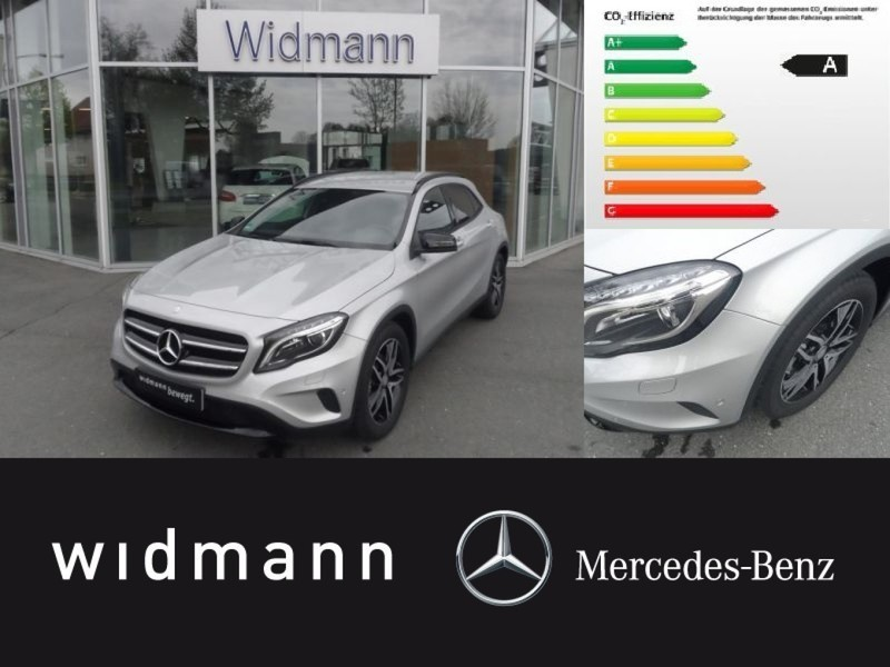 Mercedes benz gla 200 cdi sport utility vehicle for Mercedes benz warehouse jobs