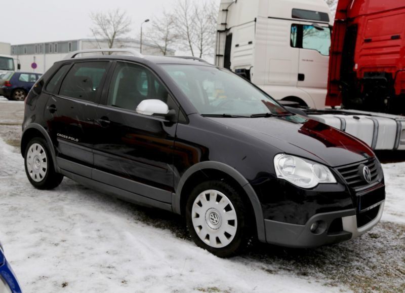 verkauft vw polo cross 1 4 tdi gebraucht 2007 km in dinklage. Black Bedroom Furniture Sets. Home Design Ideas