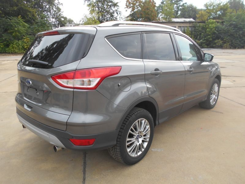 verkauft ford kuga titanium gebraucht 2013 km in. Black Bedroom Furniture Sets. Home Design Ideas