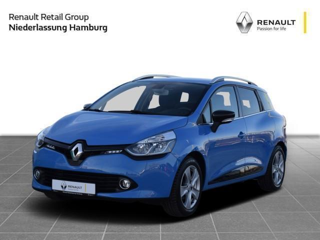 gebraucht Renault Clio GrandTour IV 1.5 dCi 90 eco² Luxe Navi Sitzheizun