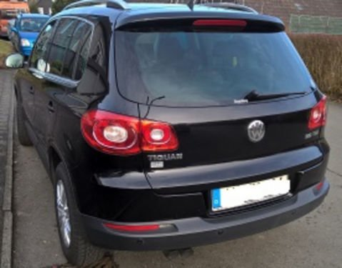 verkauft vw tiguan 2 0 tdi sport sty gebraucht 2009 km in bitburg. Black Bedroom Furniture Sets. Home Design Ideas