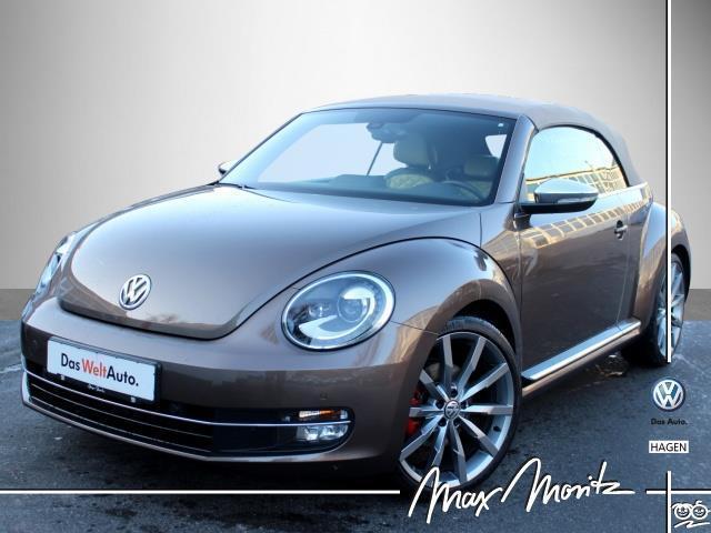 verkauft vw beetle cabrio 2 0 tsi dsg gebraucht 2015 km in hagen. Black Bedroom Furniture Sets. Home Design Ideas