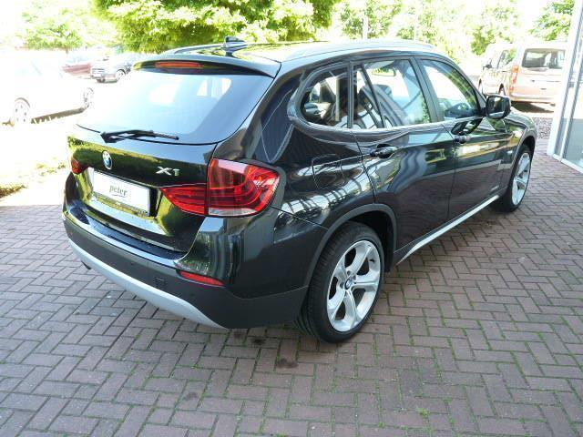 verkauft bmw x1 xdrive20d navi xenon gebraucht 2012 km in bopfingen. Black Bedroom Furniture Sets. Home Design Ideas
