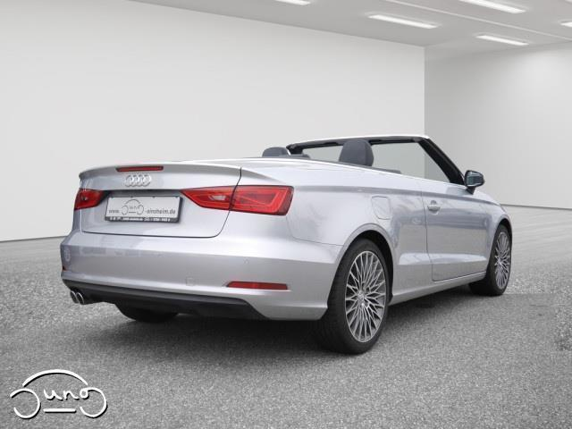 verkauft audi a3 cabriolet ambition 2 gebraucht 2014 km in sinsheim. Black Bedroom Furniture Sets. Home Design Ideas