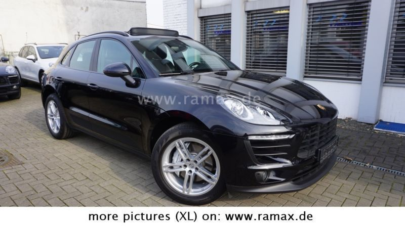 656 gebrauchte porsche macan s porsche macan s gebrauchtwagen. Black Bedroom Furniture Sets. Home Design Ideas
