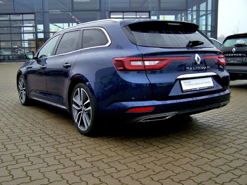 verkauft renault talisman gt intens dc gebraucht 2017. Black Bedroom Furniture Sets. Home Design Ideas