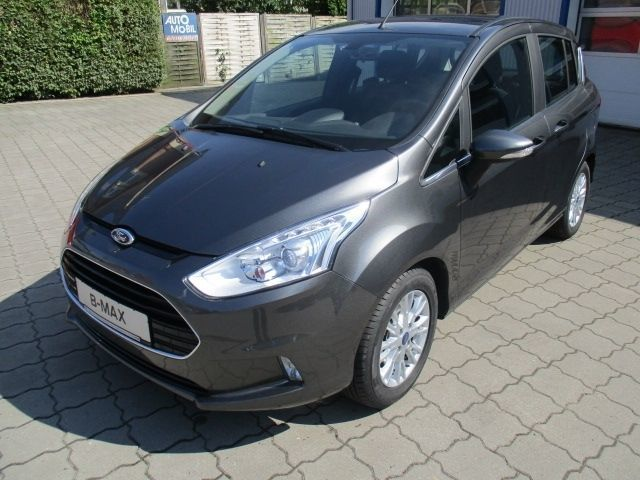 verkauft ford b max titanium gebraucht 2015 750 km in. Black Bedroom Furniture Sets. Home Design Ideas
