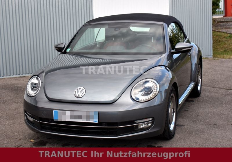 verkauft vw beetle cabrio tsi aut gebraucht 2013 km in glinde. Black Bedroom Furniture Sets. Home Design Ideas