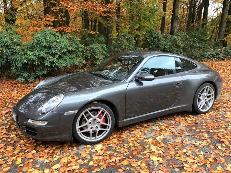 verkauft porsche 997 c4s wls gebraucht 2007 km in ratingen. Black Bedroom Furniture Sets. Home Design Ideas