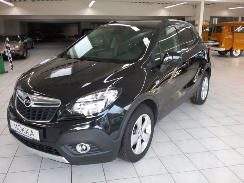 verkauft opel mokka mokka 1 4 turbo au gebraucht 2016 km in leipzig. Black Bedroom Furniture Sets. Home Design Ideas