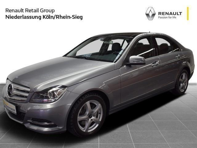 gebraucht Mercedes C250 CDI BLUE EFFICIENCY Navigation,Klimaautoma