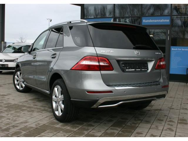 mercedes ml 250 cdi bluetec 4matic gebraucht. Black Bedroom Furniture Sets. Home Design Ideas