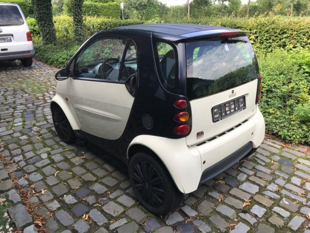 verkauft smart fortwo coup gebraucht 2003 km in tempelhof. Black Bedroom Furniture Sets. Home Design Ideas