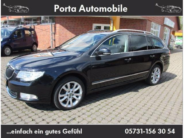verkauft skoda superb combi elegance s gebraucht 2012. Black Bedroom Furniture Sets. Home Design Ideas