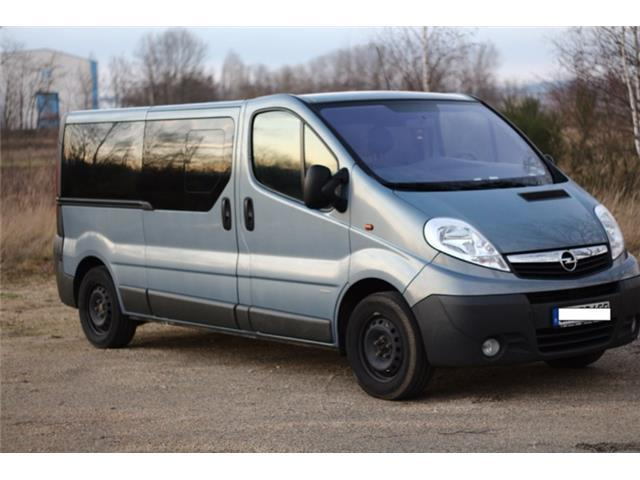 verkauft opel vivaro 2 0 cdti l1h1 gebraucht 2011 km in dornberg. Black Bedroom Furniture Sets. Home Design Ideas