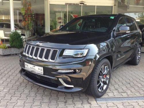 verkauft jeep grand cherokee 6,4 srt 8., gebraucht 2014, 20.000 km