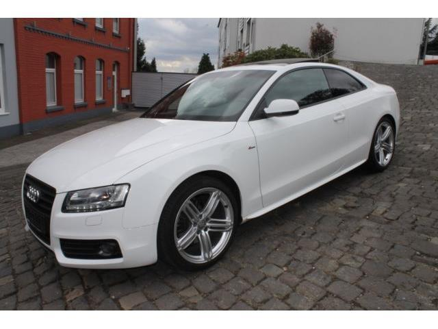 verkauft audi a5 coupe 2 0 tdi s line gebraucht 2011 km in remscheid. Black Bedroom Furniture Sets. Home Design Ideas
