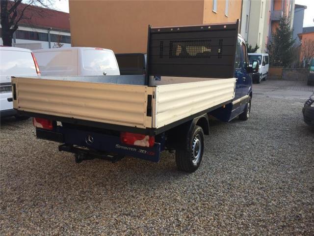 verkauft mercedes sprinter 316 cdi kip gebraucht 2011 km in obing. Black Bedroom Furniture Sets. Home Design Ideas