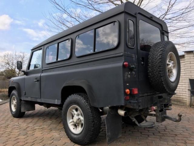 Verkauft Land Rover Defender 110 Td5 Z Gebraucht 2001 232000 Km