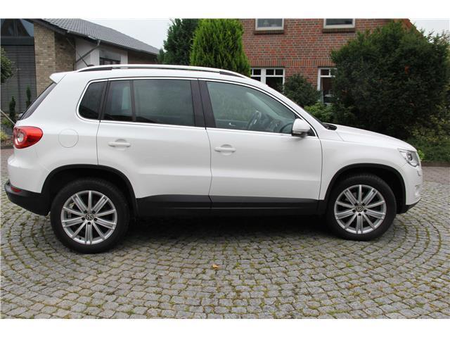 verkauft vw tiguan 2 0 tdi dpf 4motion gebraucht 2008 km in leer ostfriesland. Black Bedroom Furniture Sets. Home Design Ideas