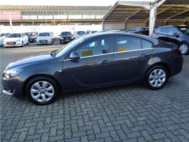 verkauft opel insignia 1 6 sidi turbo gebraucht 2014 km in heidelberg. Black Bedroom Furniture Sets. Home Design Ideas