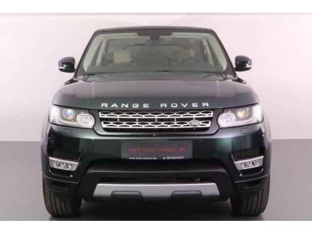verkauft land rover range rover sport gebraucht 2015 km in germering m nchen. Black Bedroom Furniture Sets. Home Design Ideas