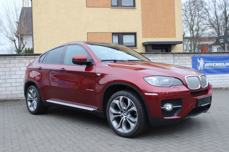 verkauft bmw x6 baureihexdrive35d gebraucht 2009. Black Bedroom Furniture Sets. Home Design Ideas