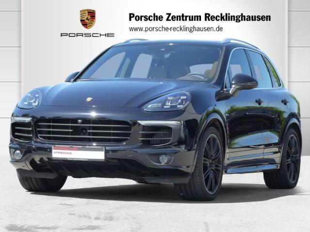 verkauft porsche cayenne diesel bose t gebraucht 2016 km in recklinghausen. Black Bedroom Furniture Sets. Home Design Ideas